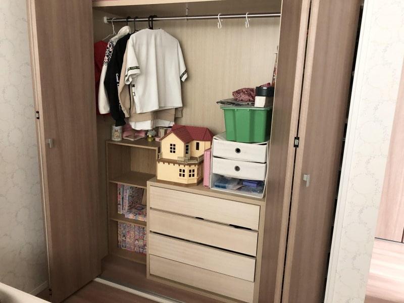 子供部屋収納
