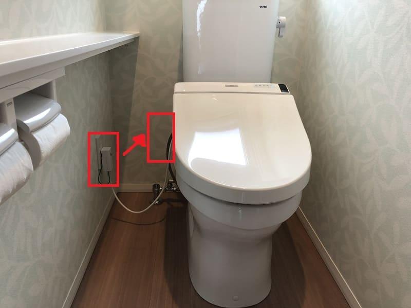 トイレコンセント後悔